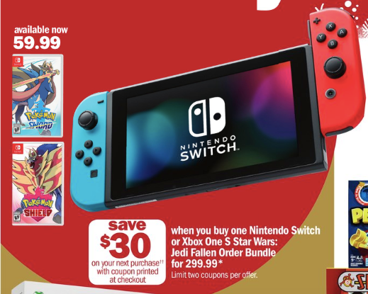 Best Nintendo Switch Deals