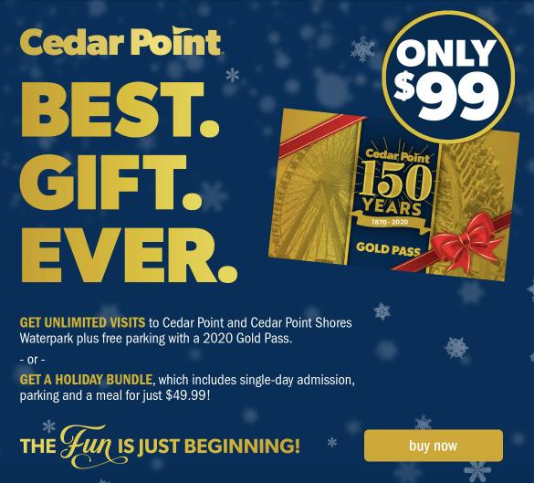 Cedar Point deal