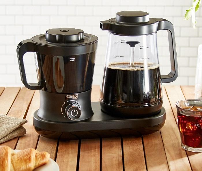 Amazon Deal: Dash Cold Brew Coffee Maker - Fresh Outta Time