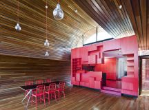 Dining & Kitchen, Cloud House, Melbourne by McBride ...