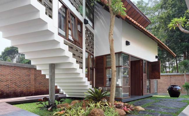 Distort House Jakarta By Tws Partners