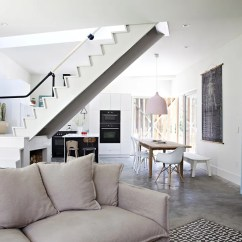 Open Plan Staircase In Living Room Furniture Ideas Pinterest Dutchess House No 1 New York By Grzywinski Pons