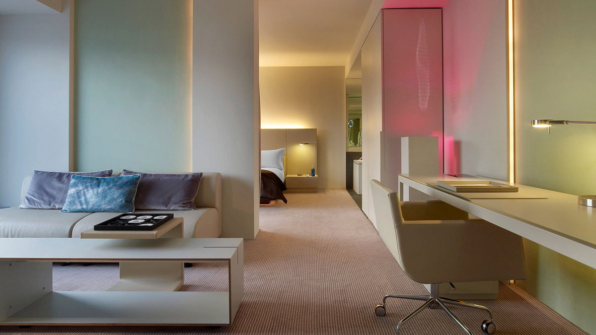 W Hotel Barcelona By Ricardo Bofill
