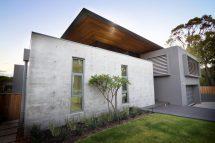 Modern Contemporary Concrete Home Design