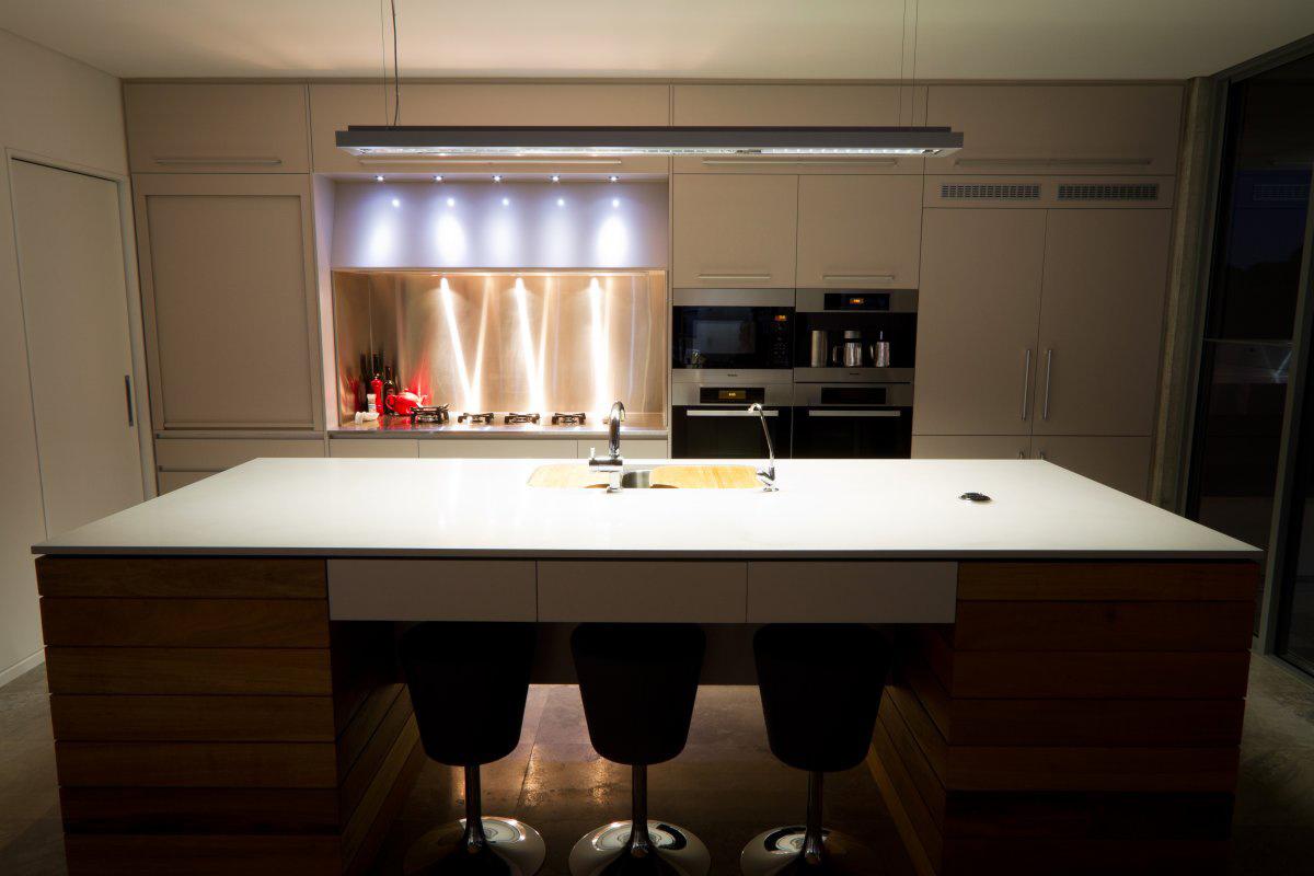 Kitchen Island, The 24 House in Dunsborough, Australia