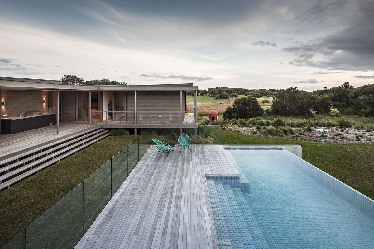 Foam Road Fingal Residence by Jam Architecture