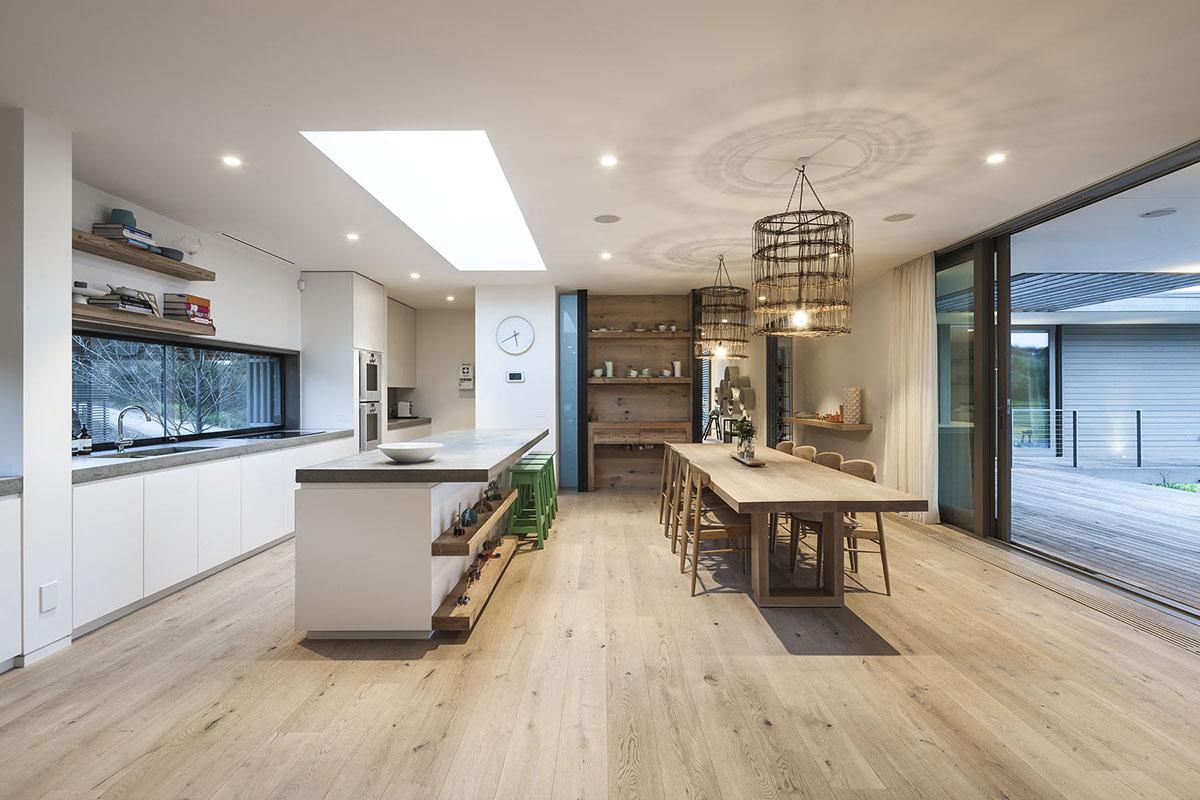 Kitchen Living Space Patio Doors Foam Road Fingal
