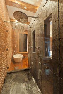 Industrial Design Bathroom Showers
