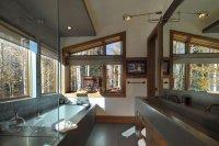 Delightful Log Cabin in Telluride, Colorado by TruLinea ...
