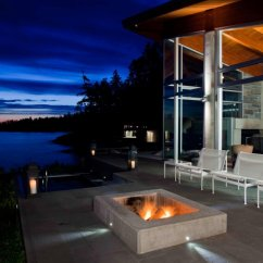 Living Room Furniture For Studio Apartments Bookshelf Pender Harbour House In Harbour, Bc, Canada