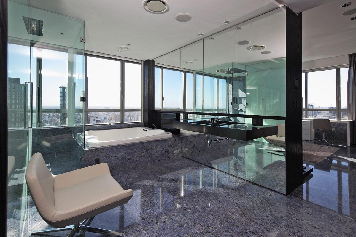 Modern Apartment In Buenos Aires Argentina Vestudio