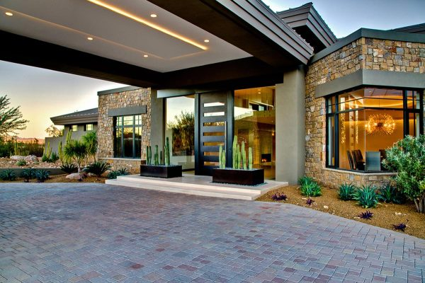 Home Design Exterior Entrance Ideas