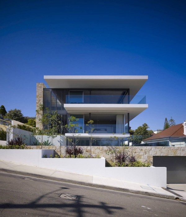 Vaucluse House In Sydney Australia Mpr Design Group