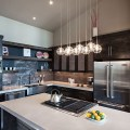 Kitchen island lighting modern home in eugene oregon by jordan kitchen