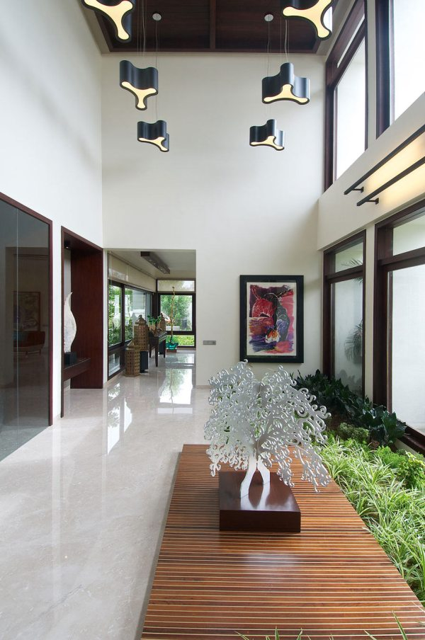Hallway Lighting Design Ideas