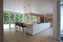 Kitchen with Breakfast Bar Designs