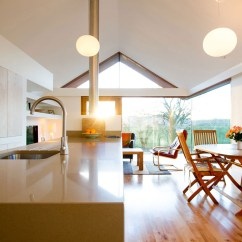 Open Plan Kitchen Living Room Ideas Ireland Decorating For Rooms With Fireplaces In The Corner Barn Conversion Broughshane, Northern
