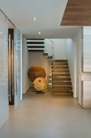 Entrance Hall, Art, Stairs, Stylish Interior Design in ...