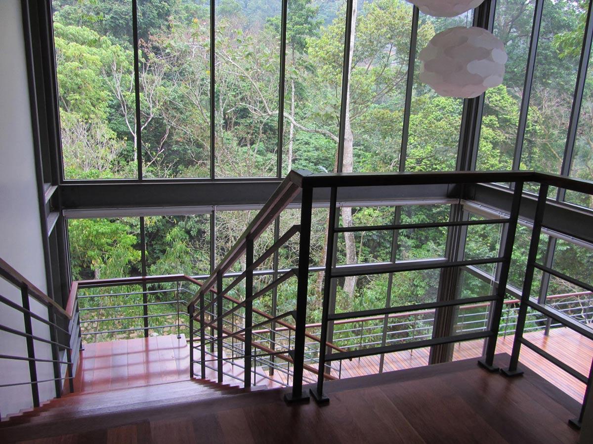 Modern Hillside Home in Janda Baik Malaysia