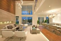Miami Modern Living Room