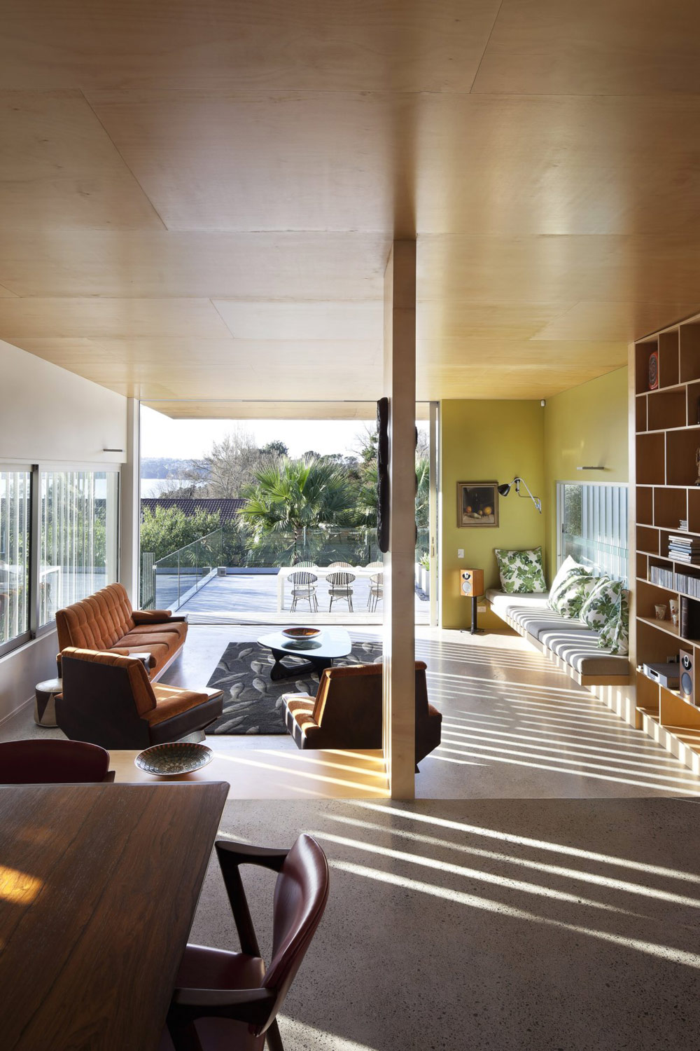 195060s Inspired Home in Auckland New Zealand