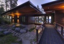 Modern Lake Cabin Designs