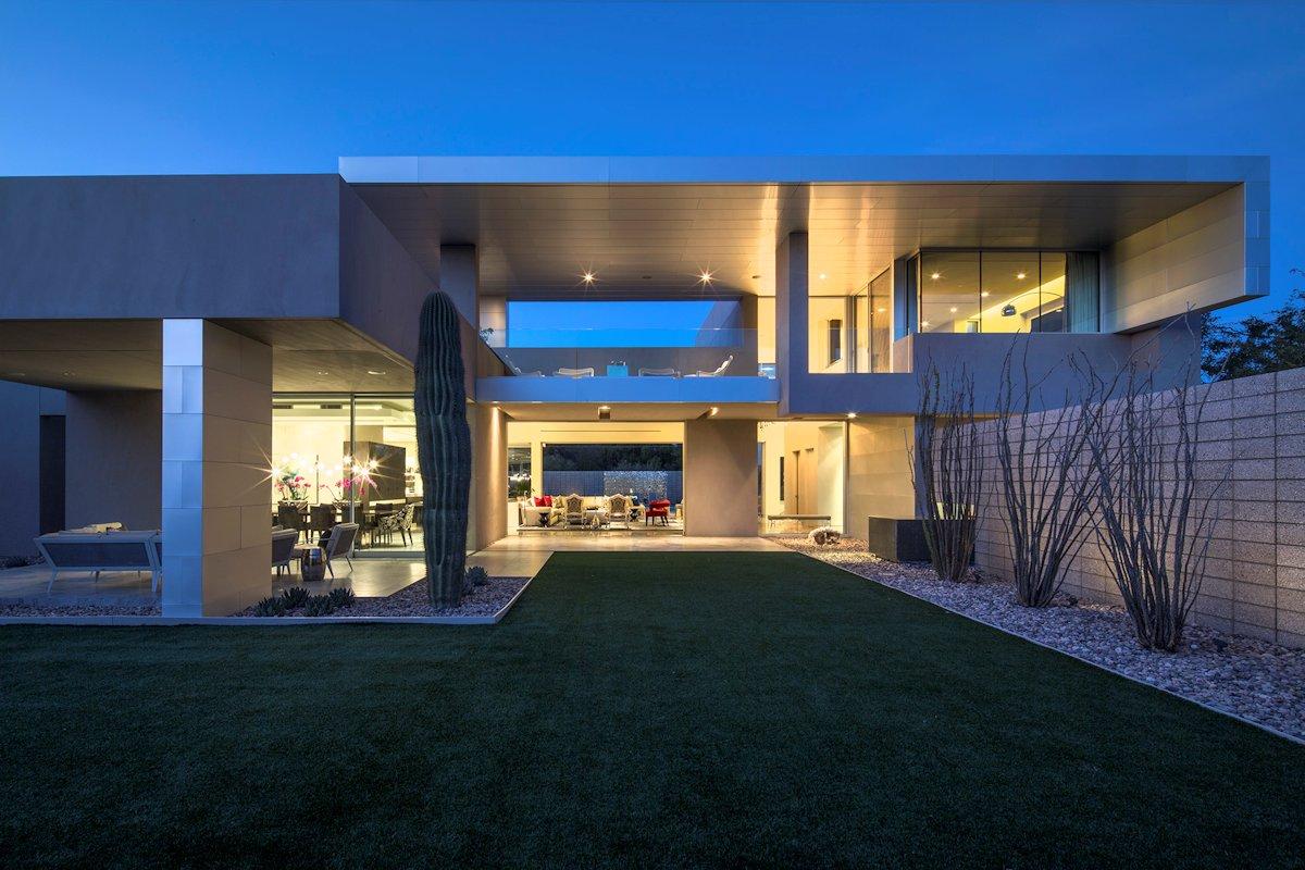 Mid Century Modern Home Scottsdale