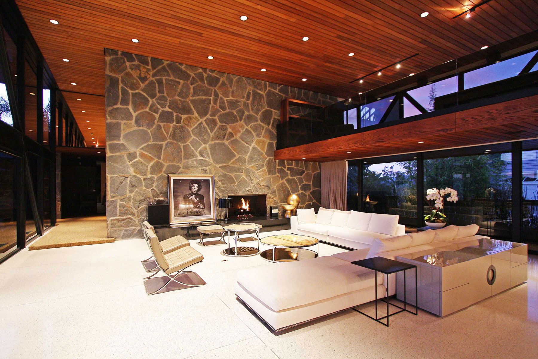 Revamped Interior in Beverly Hills California
