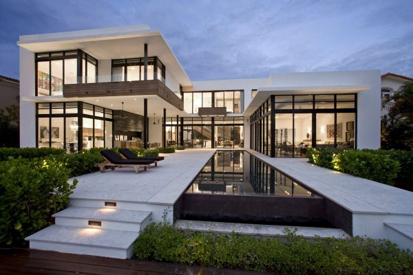 Florida Modern House Architecture