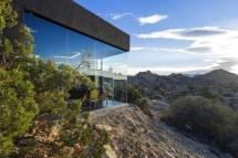 Black House Yucca Valley Desert
