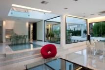 Modern Marble House Interior