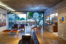 Trendy Urban House In Paulo Brazil