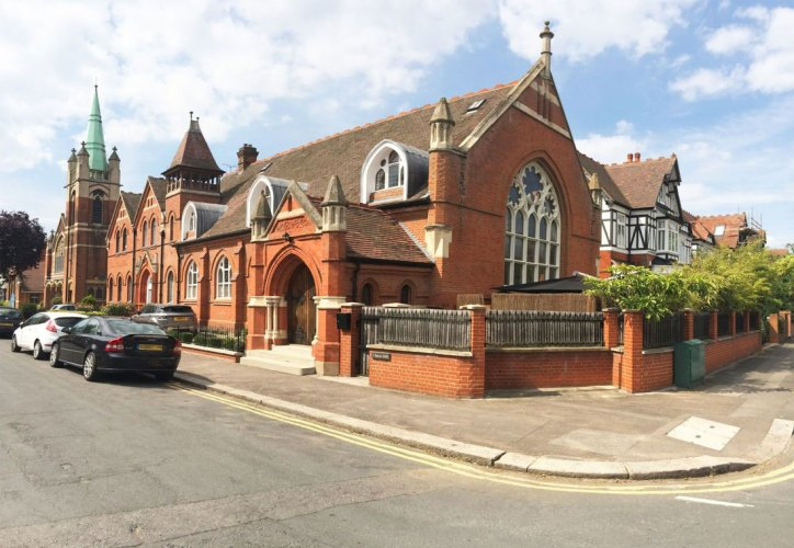 Converted Churches Gianna Camilotti The Church Conversion in London Home Exterior