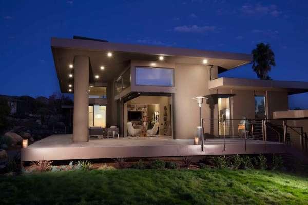 Contemporary Home In Santa Barbara California