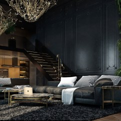 Dark Sofa In Small Living Room Set Image Large Fresh Palace