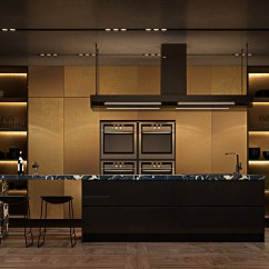 Gold Kitchen Hotel Suites With In Atlanta Ga Dark Marble Island Fresh Palace