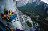Extreme mountain camping and tree tents are the solution ...