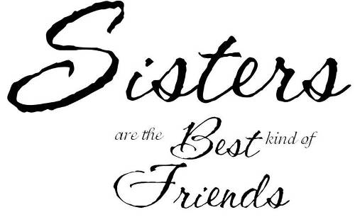 111+ Sister Quotes With Images For Your Cute Sister