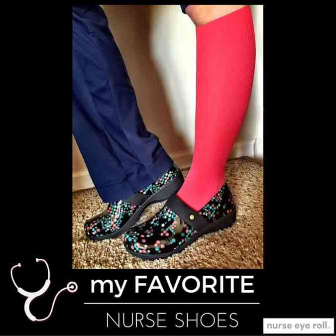 My Favorite Shoes for Nurses