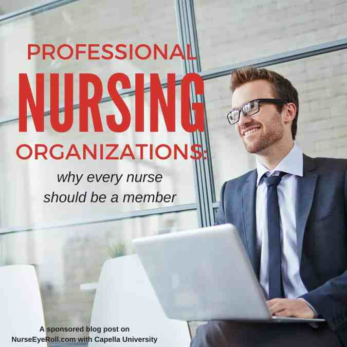 Professional Nursing Organizations:  Why Every Nurse Should Be a Member