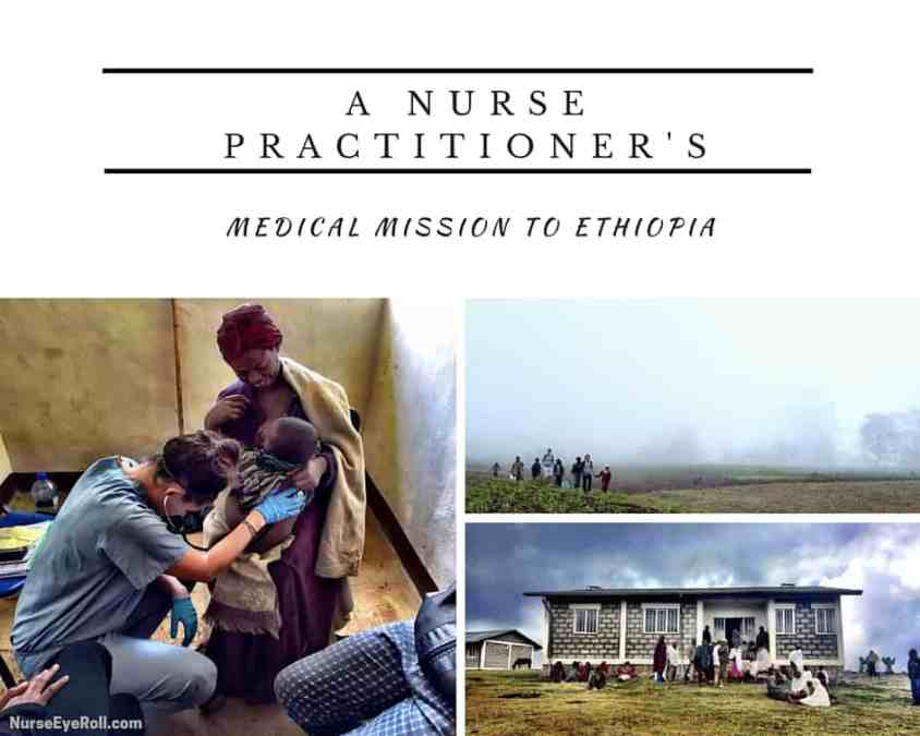 A Nurse Practitioner's Medical Mission to Africa