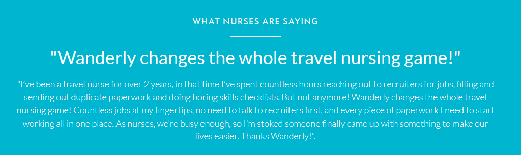 A Day in the Life of a Travel Nurse