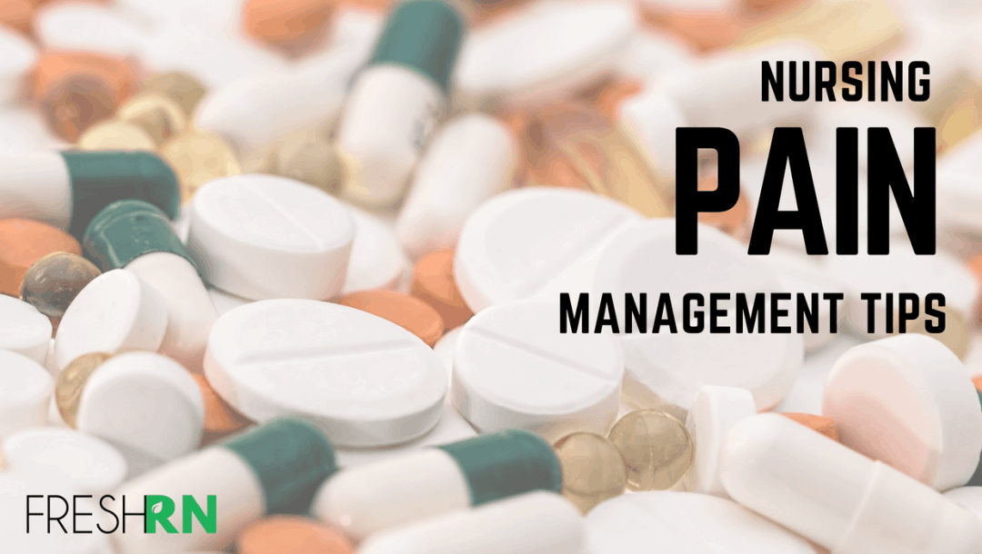 Season 2, Episode 5, Pain Management Tips Show Notes