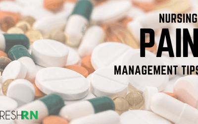 Season 2, Episode 5, Pain Management Tips Show Notes
