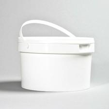2.5 Litre Pail - Plastic Bulk Containers