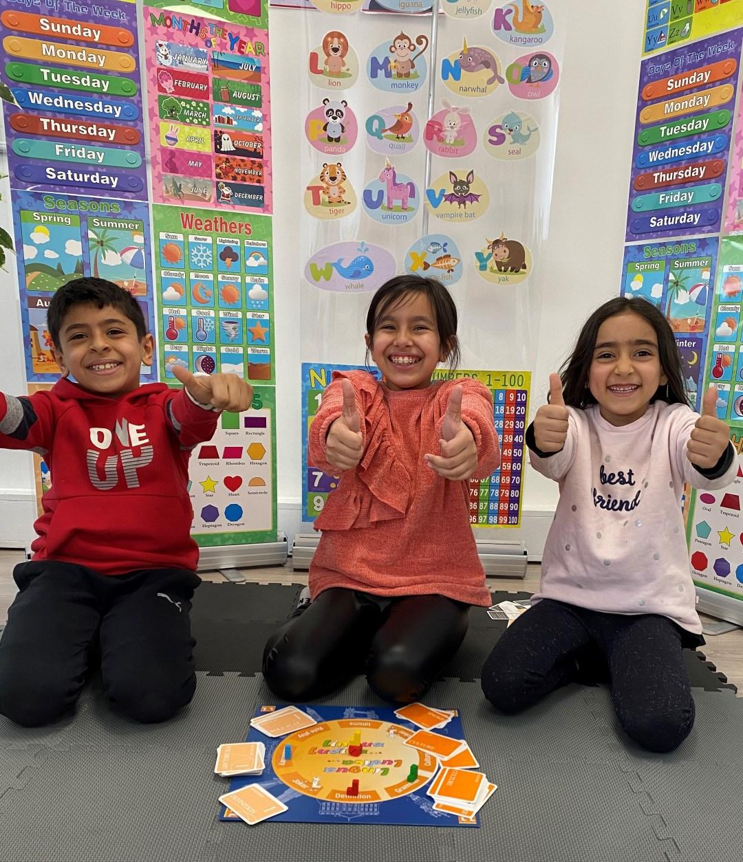 cours anglais hebdomadaires pour enfants et adolescents
