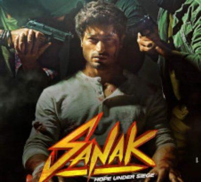 Download Sanak Movie in HD from Uwatchfree
