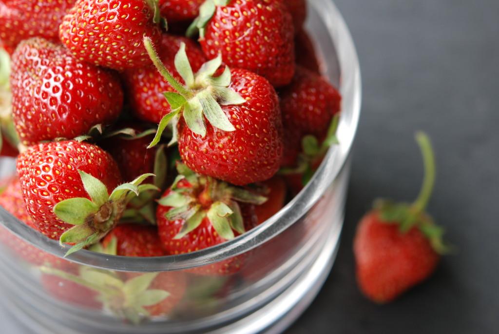 Strawberry Heaven Recipes