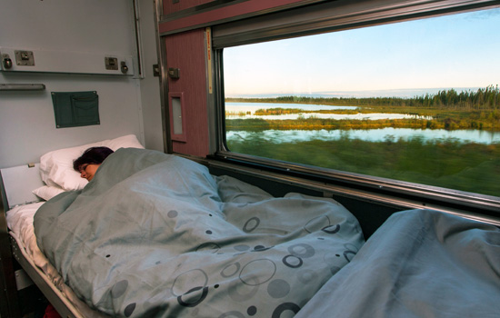 Canadian Train Trips With Sleeper Accommodations Pictures