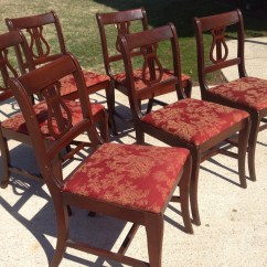 Duncan Phyfe Chairs Office Reviews 6 Style Fresh Vintage Nc